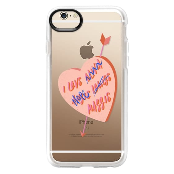 iPhone 6 Cases - I Love You Girl