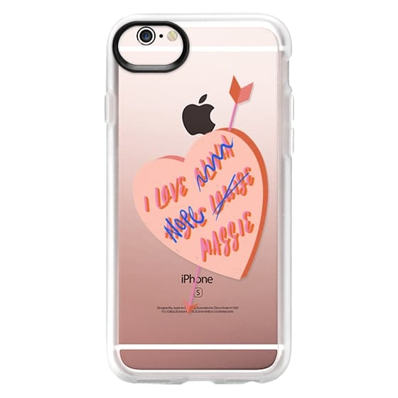 iPhone 6s Cases - I Love You Girl
