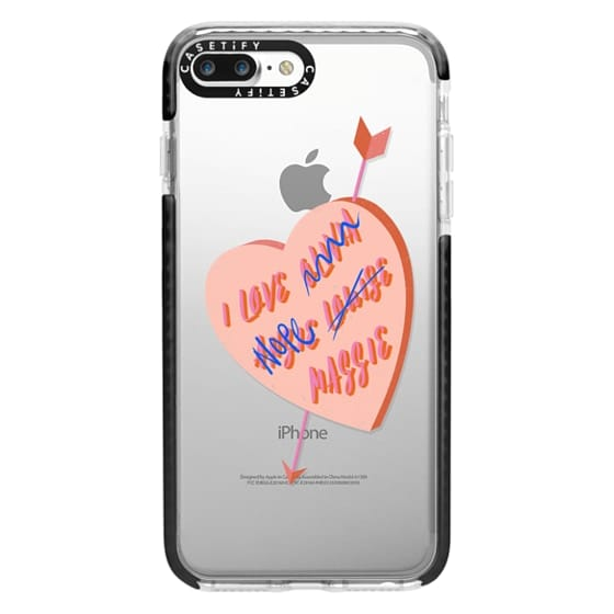 iPhone 7 Plus Cases - I Love You Girl