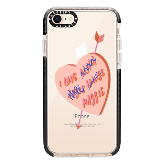 iPhone 8 Cases - I Love You Girl