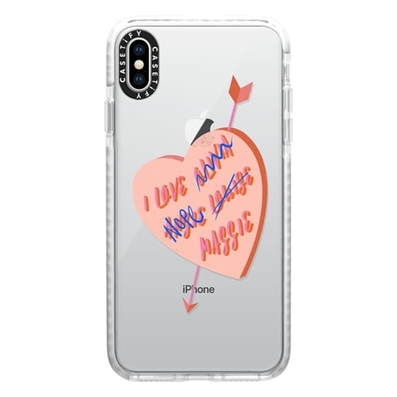 iPhone XS Max Cases - I Love You Girl