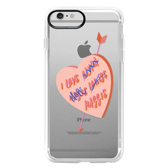 iPhone 6 Plus Cases - I Love You Girl