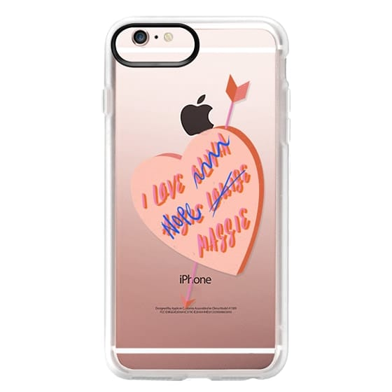 iPhone 6s Plus Cases - I Love You Girl