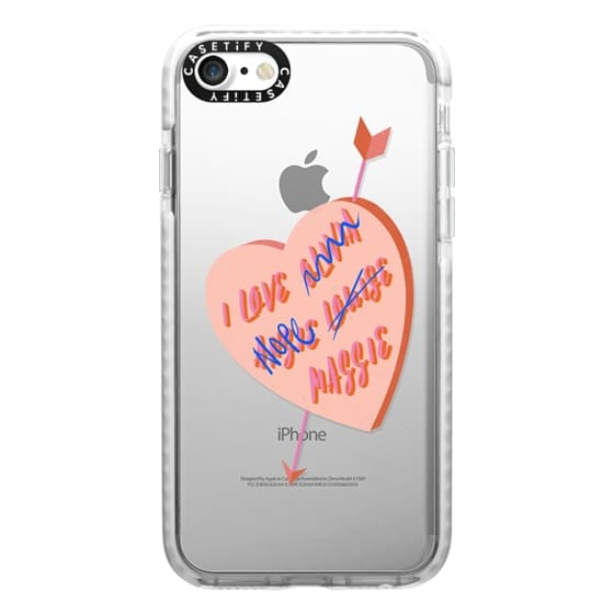 iPhone 7 Cases - I Love You Girl