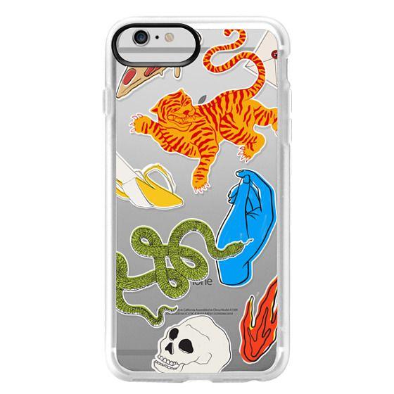 iPhone 6 Plus Cases - Tattoo Teddy