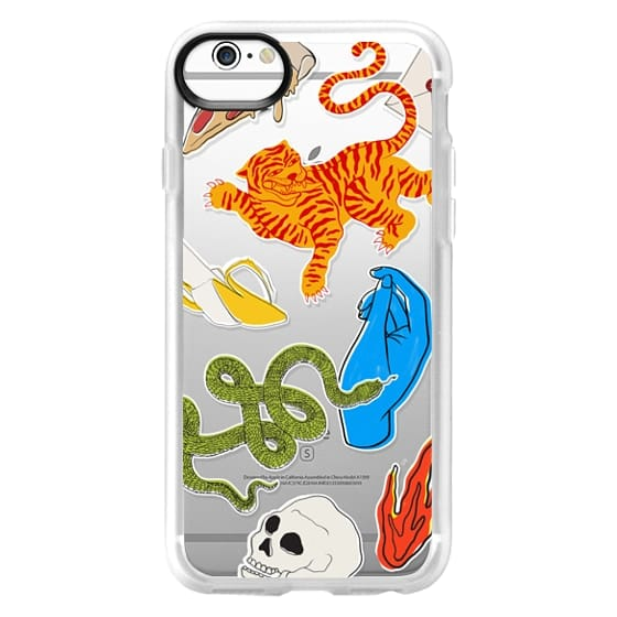 iPhone 6 Cases - Tattoo Teddy