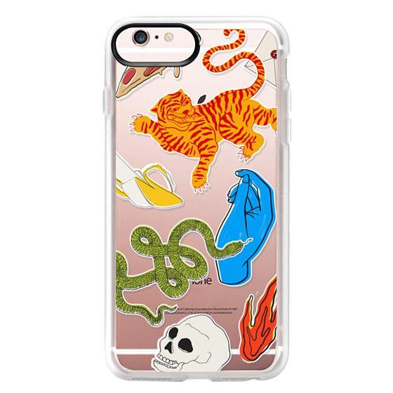 iPhone 6s Plus Cases - Tattoo Teddy