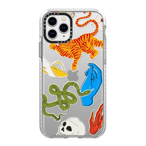 iPhone 11 Pro Cases - Tattoo Teddy