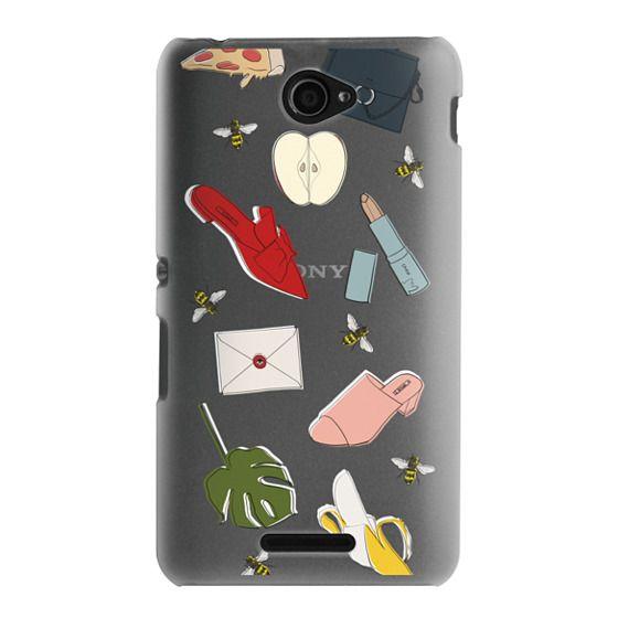 Sony E4 Cases - Sophie