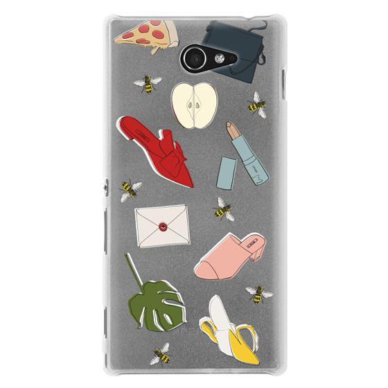 Sony M2 Cases - Sophie