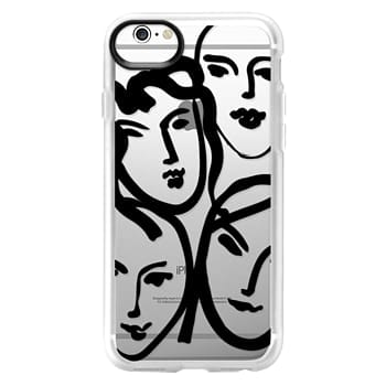 Grip iPhone 6 Case - Matisse Loves You
