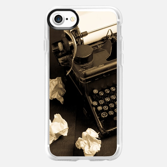 The Writer - Wallet Case