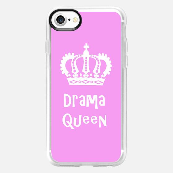 Drama Queen 5 Pink - Wallet Case