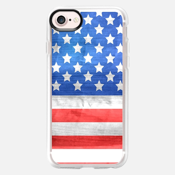 Fourth of July 2 - Wallet Case