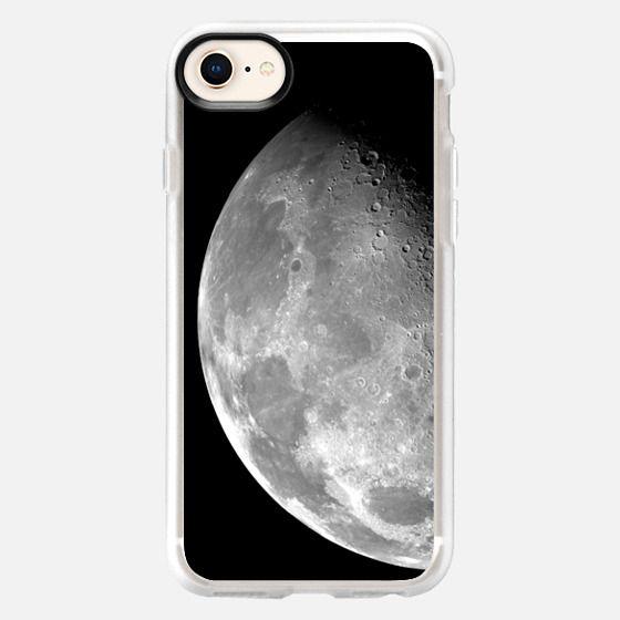 The Moon NASA - Snap Case