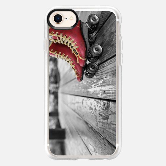 Old Roller Skates - Snap Case