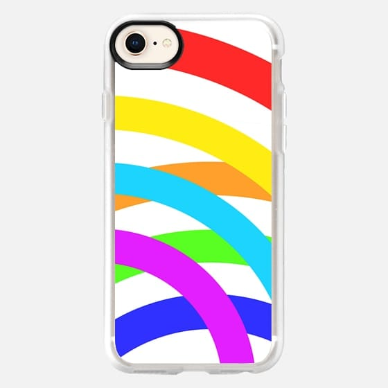 Rainbow 3 - Snap Case