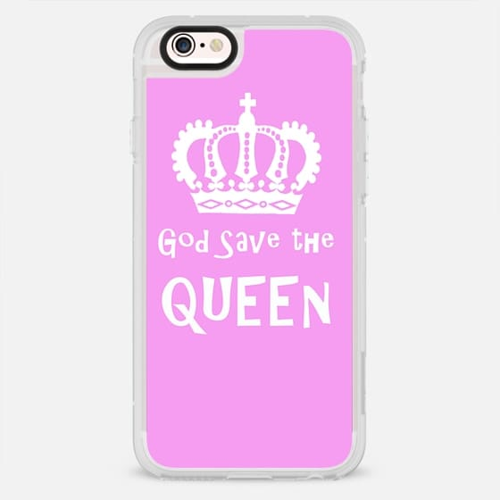 God Save the Queen - New Standard Case