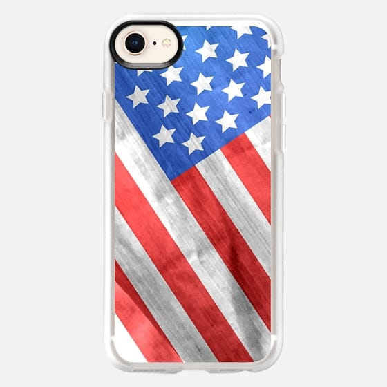 Fourth of July 3 - Snap Case
