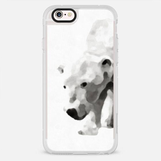 Polar Bear Painting - New Standard Case