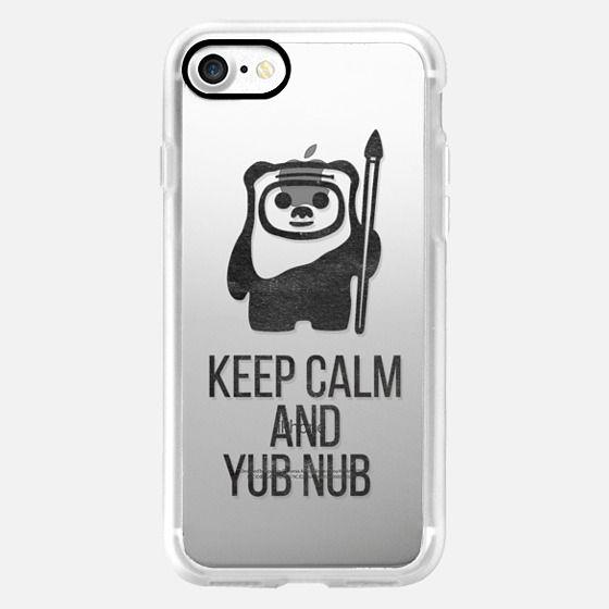 Keep Calm and Yub Nub Ewok