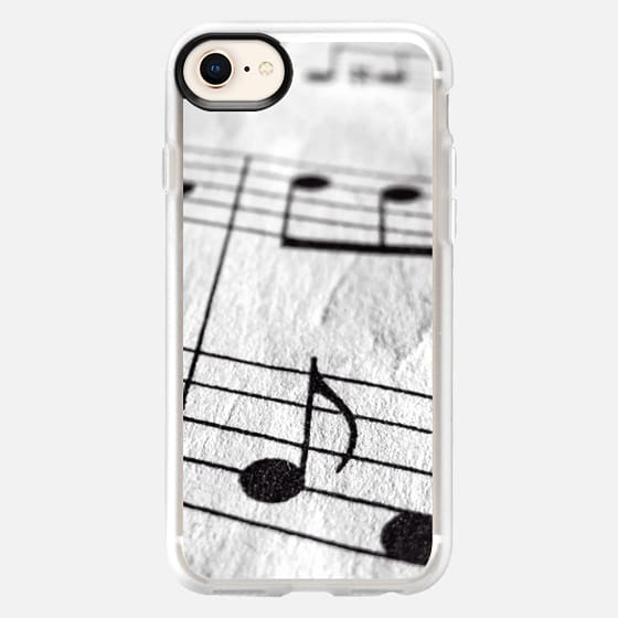 Sheet Music - Snap Case