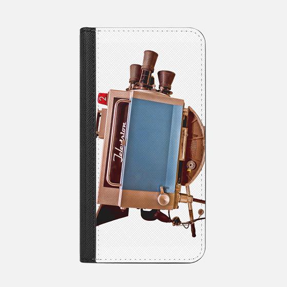 Casetify iPhone 7 Plus/7/6 Plus/6/5/5s/5c Case - Retro TV...