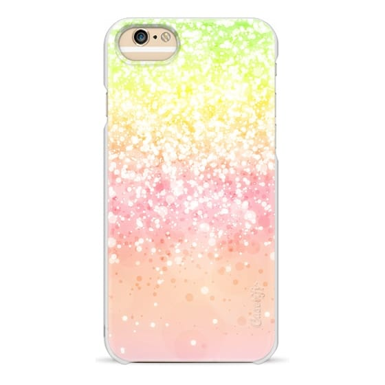 iPhone 6s Cases - GLITTERESQUE IV:XIII