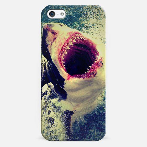 SHARK - Classic Snap Case