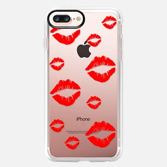 Kiss me all over - Classic Grip Case