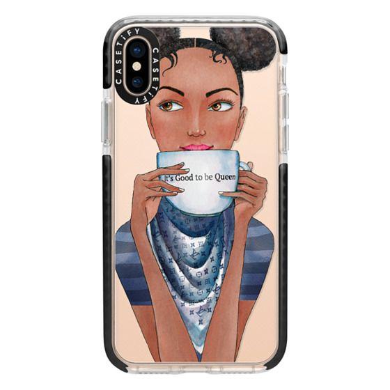 iPhone XS Cases - Queen 2