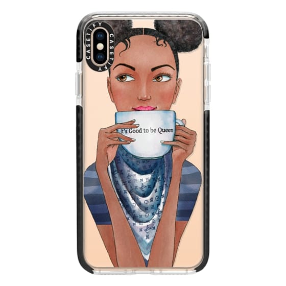 iPhone XS Max Cases - Queen 2
