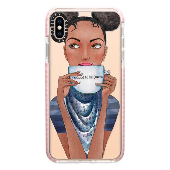 iPhone XS Max Cases - Queen 2