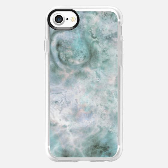 Galaxy Marble - Wallet Case