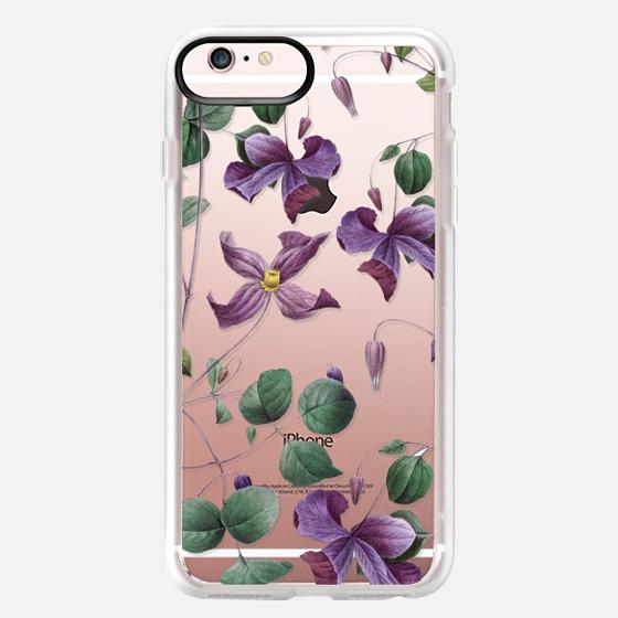 iPhone 6s Plus Case - Vintage Botanical - Wild Flowers