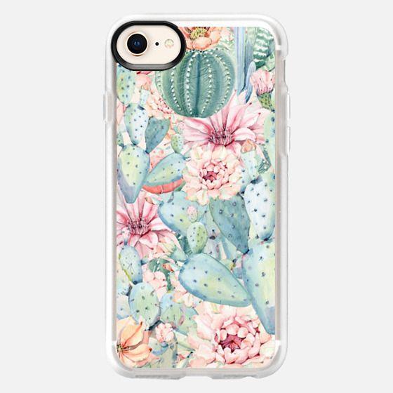 Desert Flowers - Snap Case