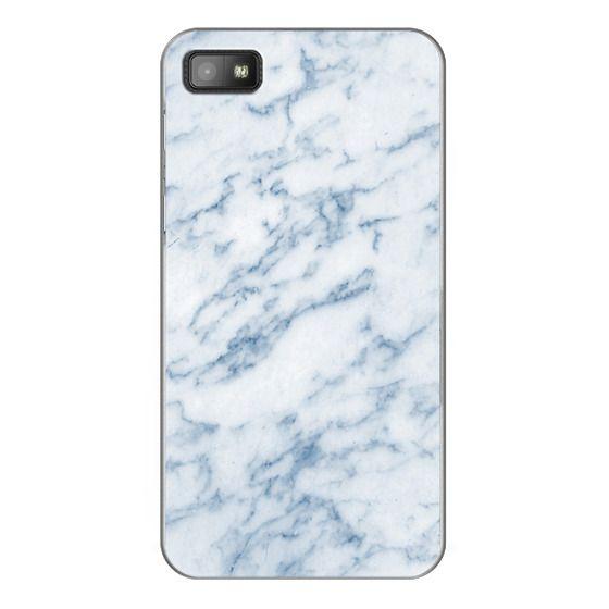 Blackberry Z10 Cases - Marble Sienna