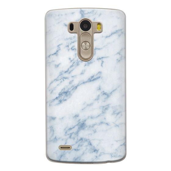 Lg G3 Cases - Marble Sienna