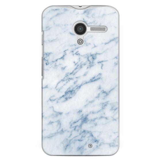 Moto X Cases - Marble Sienna