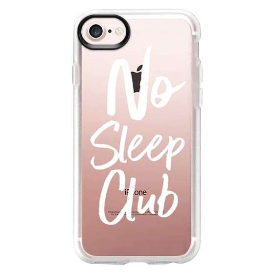 iPhone 7 Cases - No Sleep