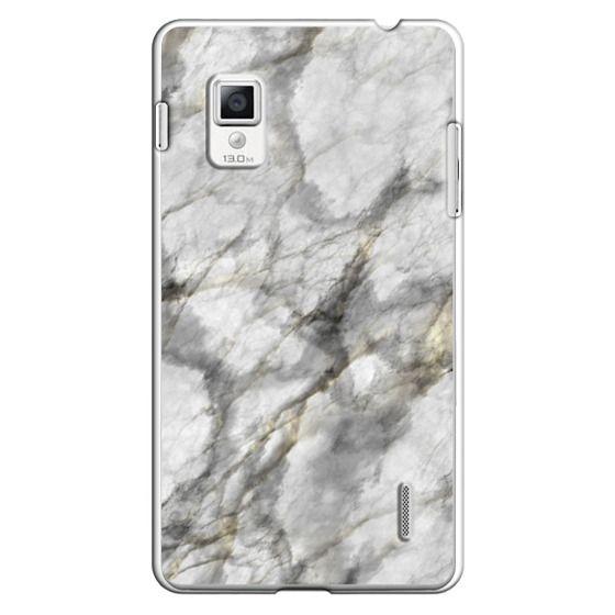 Optimus G Cases - Black - Gold