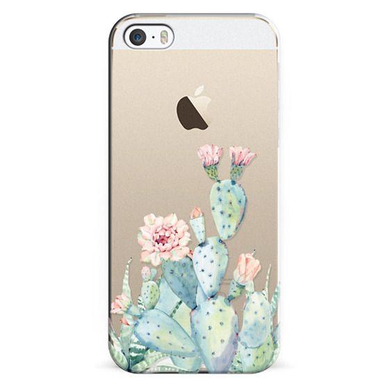 iPhone 5s Cases - Cactus Fun