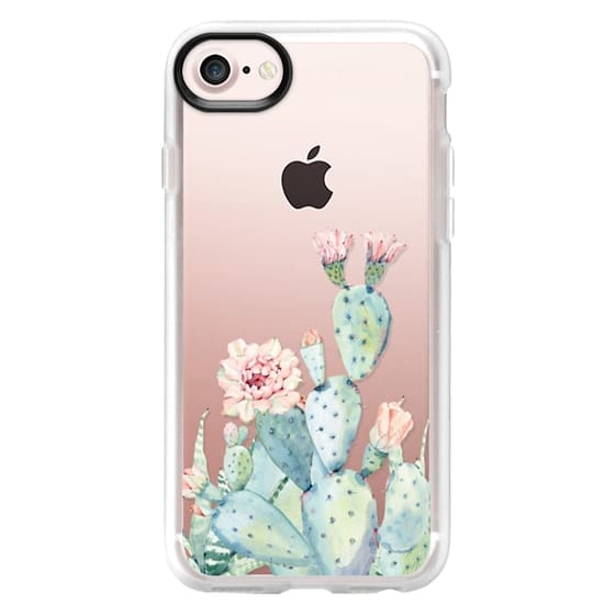 iPhone XS Cases - Cactus Fun