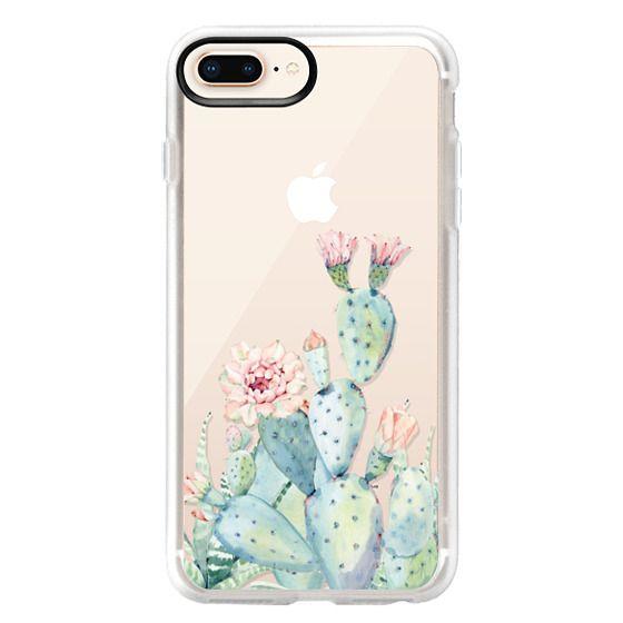 iPhone 8 Plus Cases - Cactus Fun