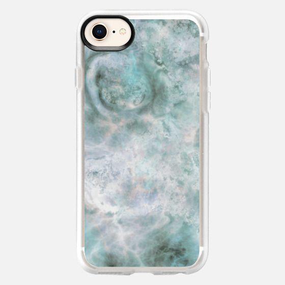 Galaxy Marble - Snap Case