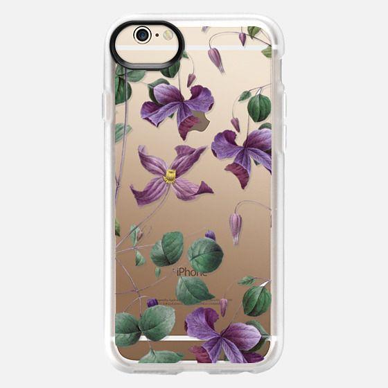 iPhone 6 Case - Vintage Botanical - Wild Flowers