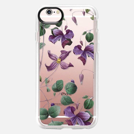 iPhone 6s Case - Vintage Botanical - Wild Flowers
