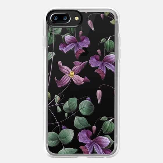 iPhone 7 Plus Case - Vintage Botanical - Wild Flowers