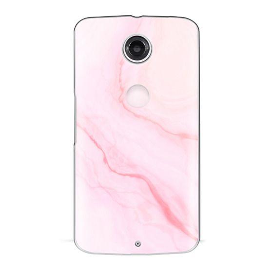 Nexus 6 Cases - Pink Quartz