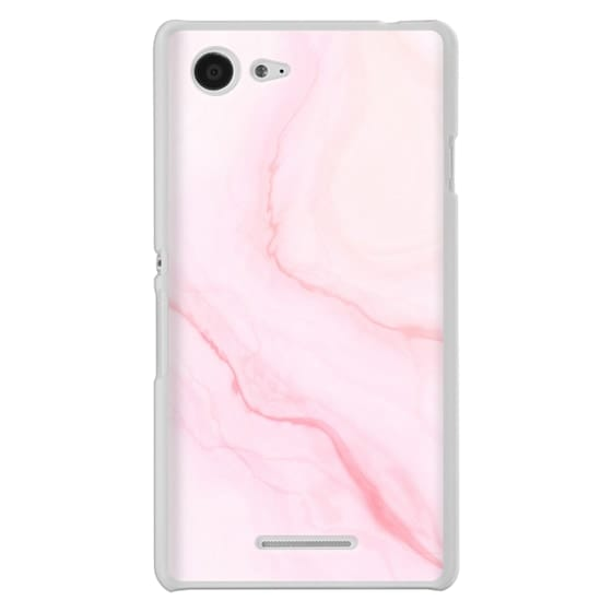 Sony E3 Cases - Pink Quartz
